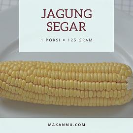 sumber karbohidrat jagung