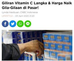 Vitamin c langka